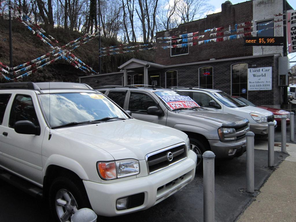 Used Cars Pittsburgh Pa Used Car World Of West Liberty