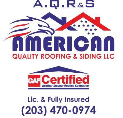 American Quality Roofing And Siding Danbury Ct 06810 203 470 0974