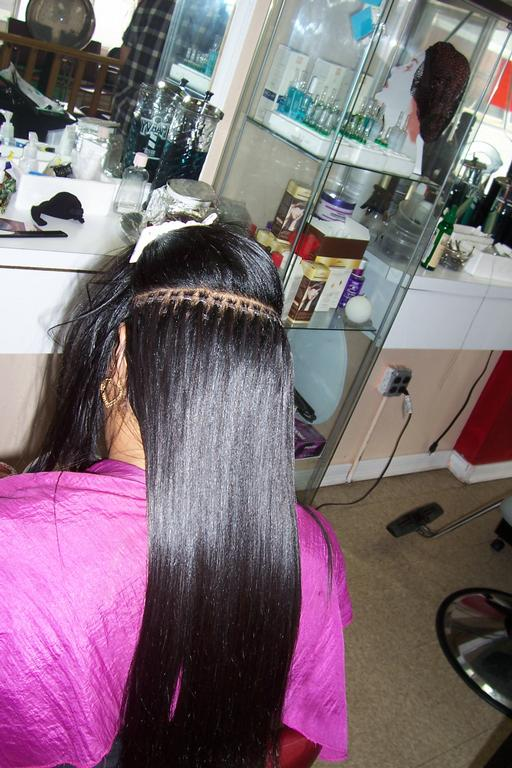 Strand By Strand Hair Extensio From Bonitta Hair Extensions In