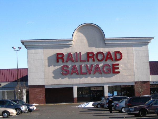 Railroad Salvage Stores Railroad Stores West Haven Ct