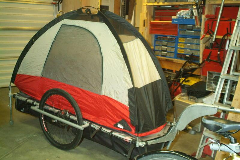 Pictures For Custom Bicycletrailers By A B E Bike
