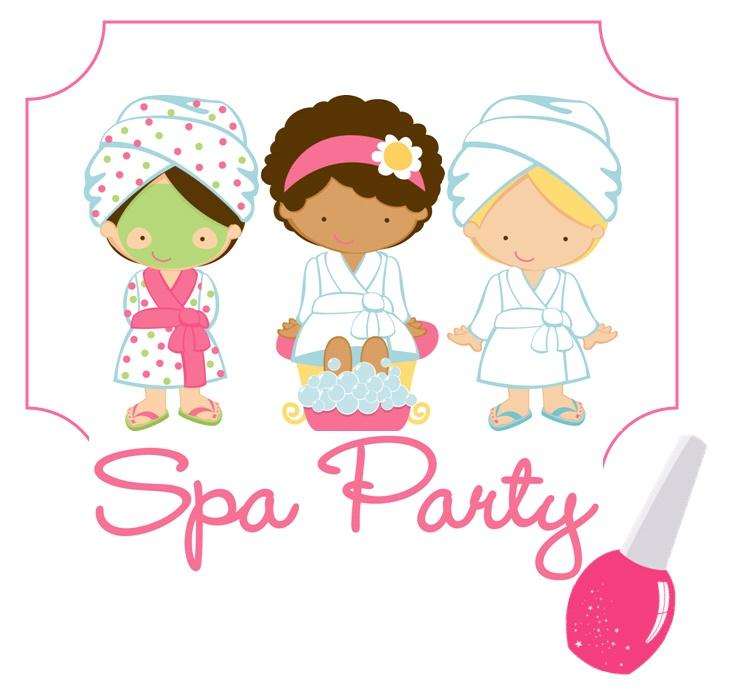 Image result for spa day clip art
