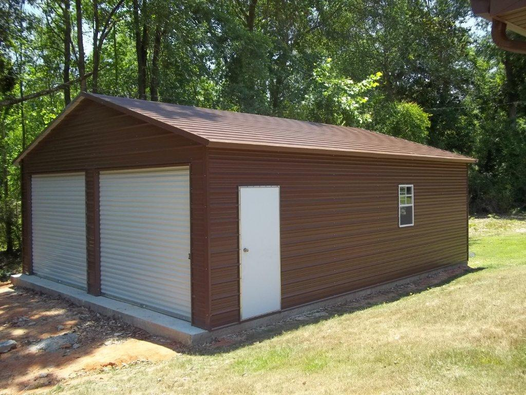 Brown Metal Garage : R b metal structures inc jackson ga