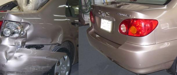 Jll auto body jersey nj before and after picture 2 from for Painted auto body parts reviews