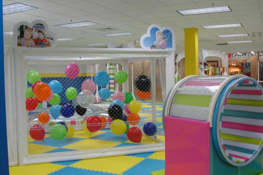 Indoor playground for kids in vernon hills from yu kids for Indoor party places for kids
