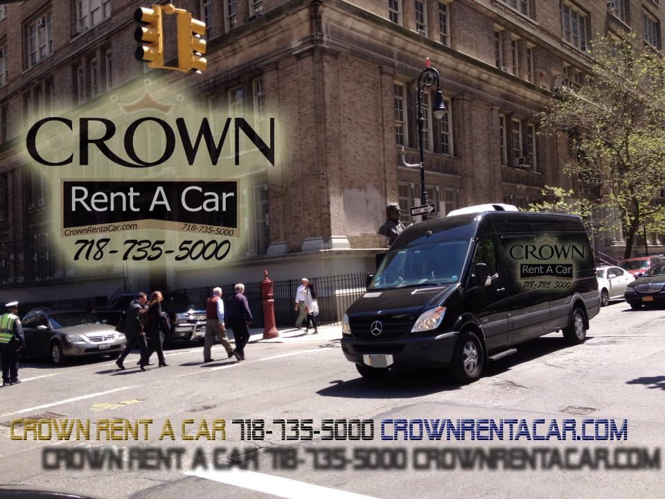 Pictures for crown rent a car in brooklyn ny 11225 auto for Mercedes benz sprinter rental nyc