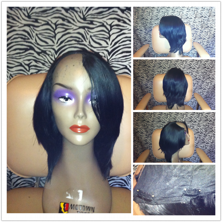 Custom U Part Wig With Clips From Styles By Camil In