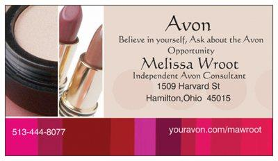 how to become an avon consultant
