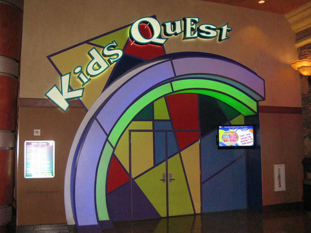 las vegas casino with child care