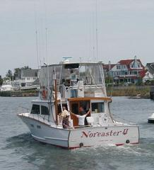 Noreaster 11 sport fishing cape may nj 08204 609 408 4499 for Nor easter fishing