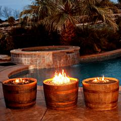 Outdoor Fire And Patio Is A Great Place To Find The Decorative Fire Features  For Your Backyard. Each Of These Features Shines The Outdoor With Style And  ...