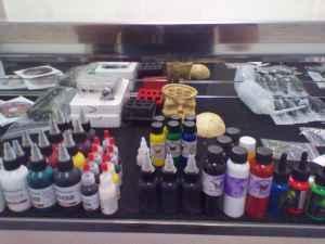 Ink me out tattoo supplies las vegas nv 89119 702 527 0166 for Cheap tattoos las vegas