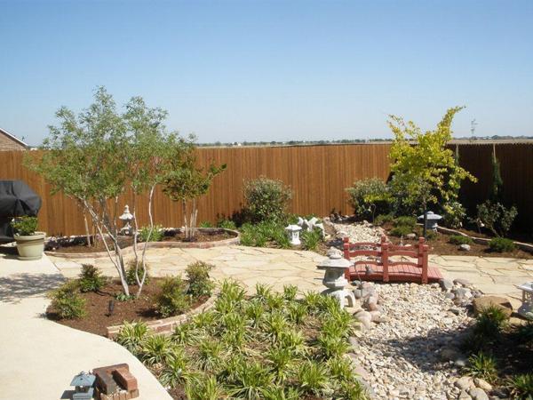 Backyard Landscaping Fort Worth Tx PDF