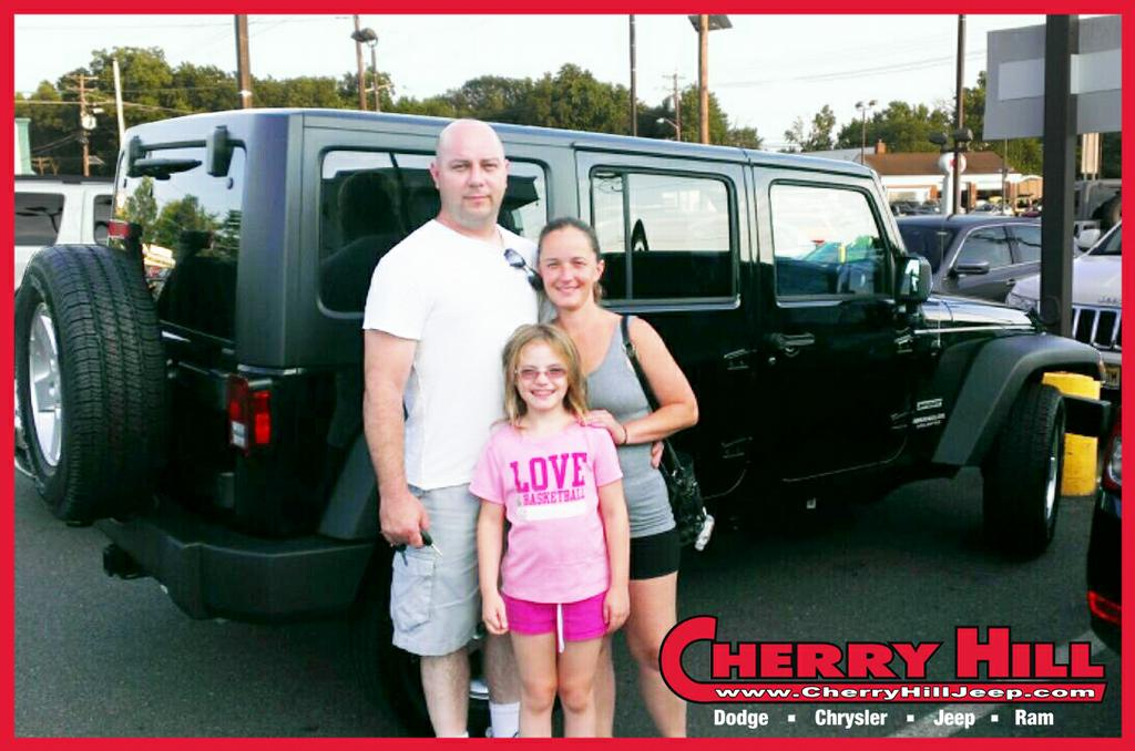 Cherry Hill Triplex >> Cherry Hill Jeep 2013 Jeep Wrangler Unlimited Sport Sold By Dan Carl