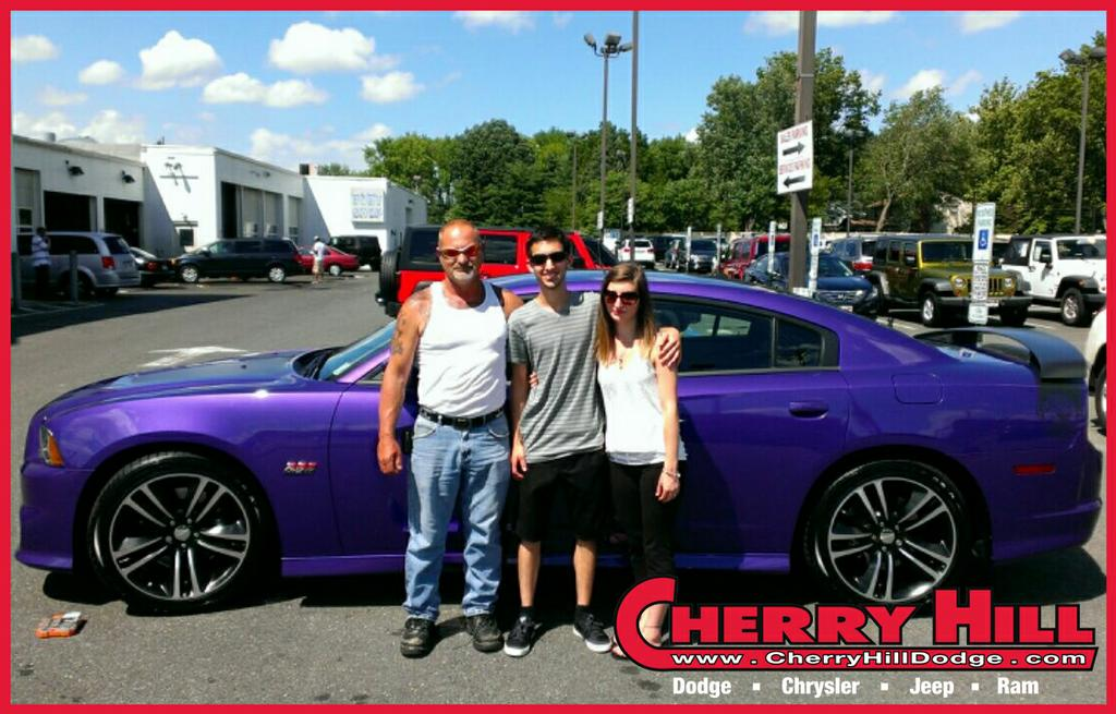 Cherry Hill Triplex >> Cherry Hill Triplex Customer Service 2013 Dodge Charger From Cherry