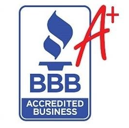 Rated A+ with the Better Business Bureau by American Protection Group (APG) CA - Los Angeles Area - National Corporate HQ