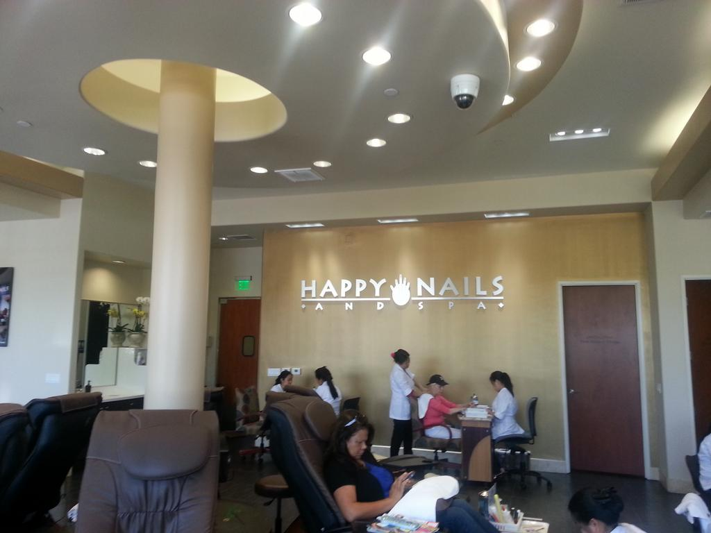 Pictures for Happy Nails And Spa Of Irvine Marketplace in Irvine, CA ...