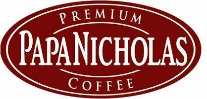 PapaNicholas Coffee Logo from PapaNicholas Coffee in Batavia