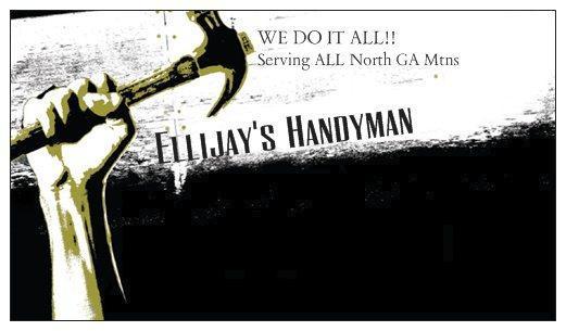 Ellijay 39 s professional handyman service ellijay ga 30540 for Sundance cabin rentals blue ridge ga