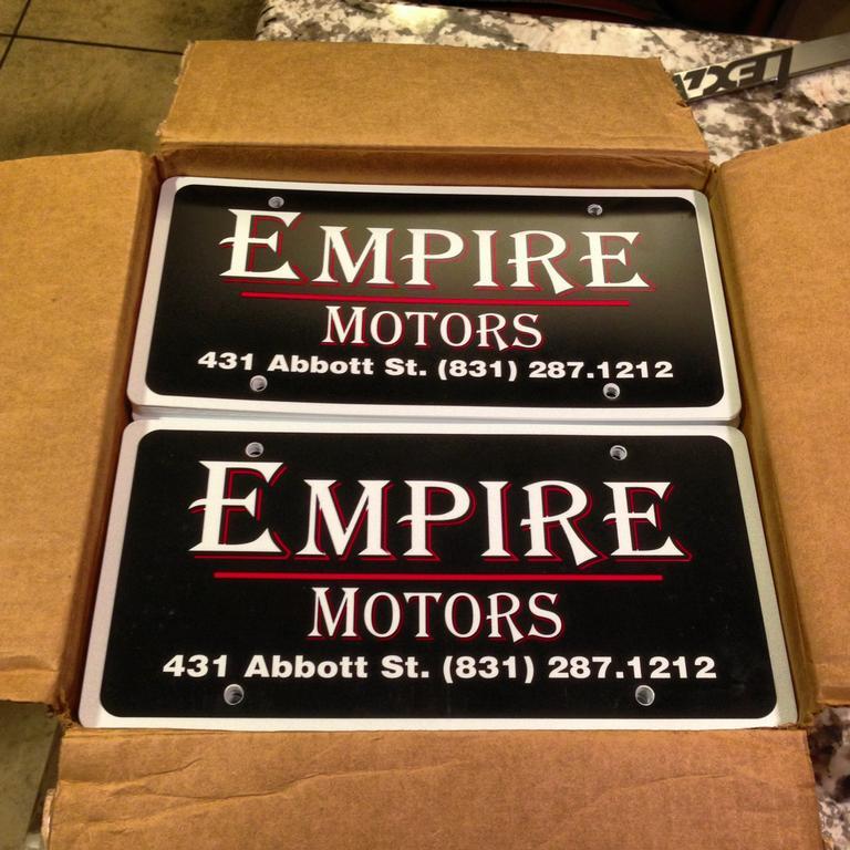 Empire motors salinas ca 93901 831 287 1212 used car for Empire motors auto sales