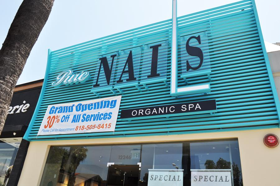 nail-salon-in-studio-city from Pure Nails & Organic Spa in