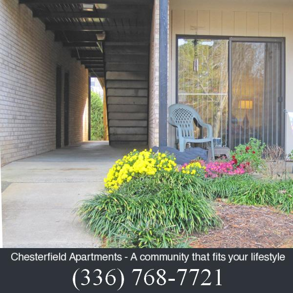 Chesterfield Apartments: Chesterfield Apartments - Winston Salem NC 27103