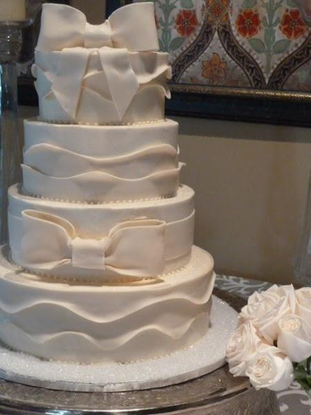 Simple Wedding Cakes In Phoenix AZ By Let Them Eat Cake