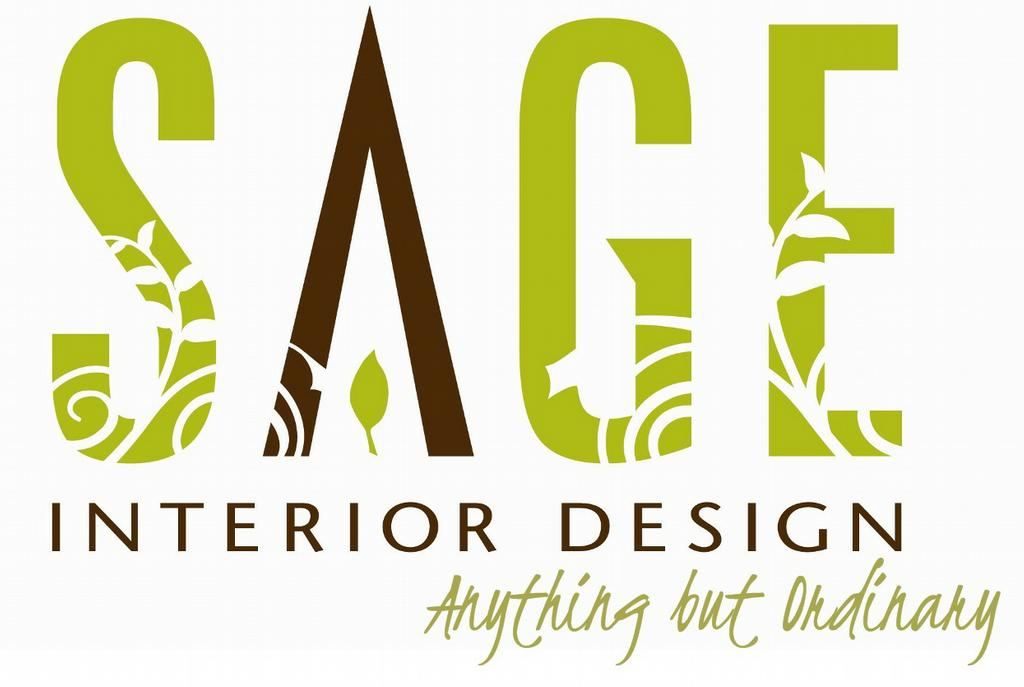 SAGE logo with tagline from Sage Interior Design in ...