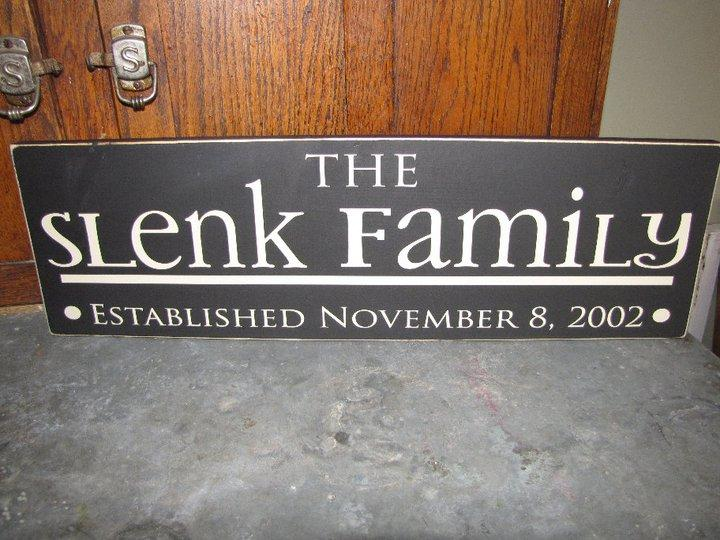 Family 8x24 Wall Vinyl Above Door By Life Expressions Decor