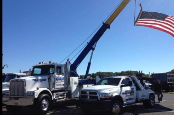 accurate towing services toms river nj 08753 732 349 6439. Black Bedroom Furniture Sets. Home Design Ideas