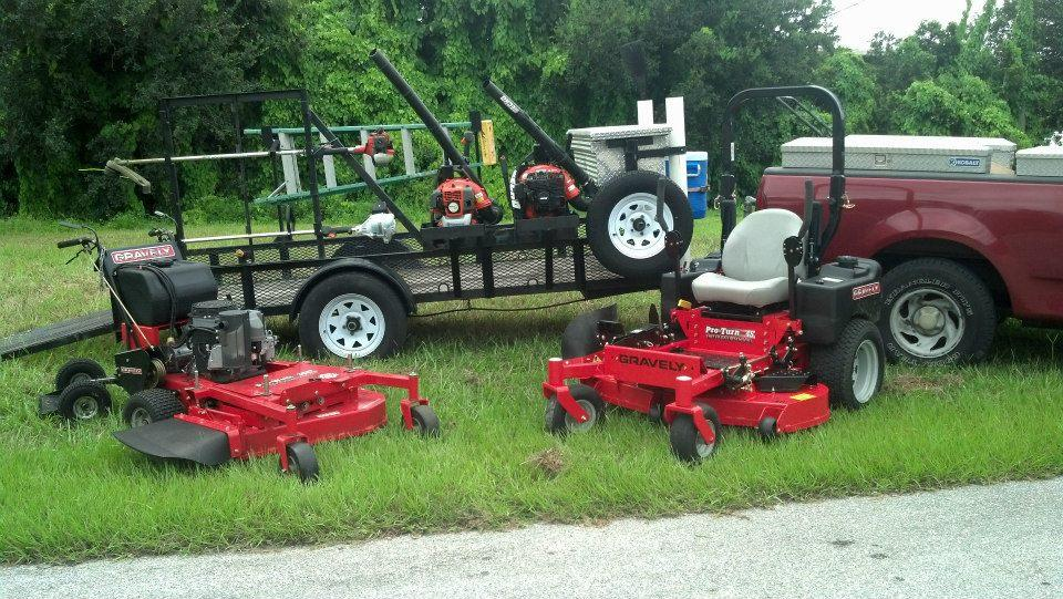 Pictures for urban enterprises and more in bradenton beach for Yard and garden equipment