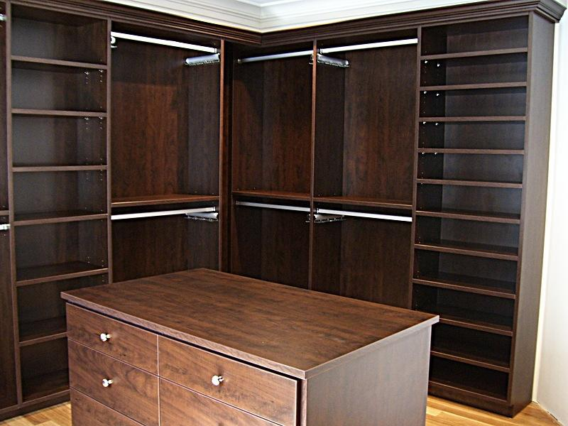 Good Walk In Closet By California Closet Company