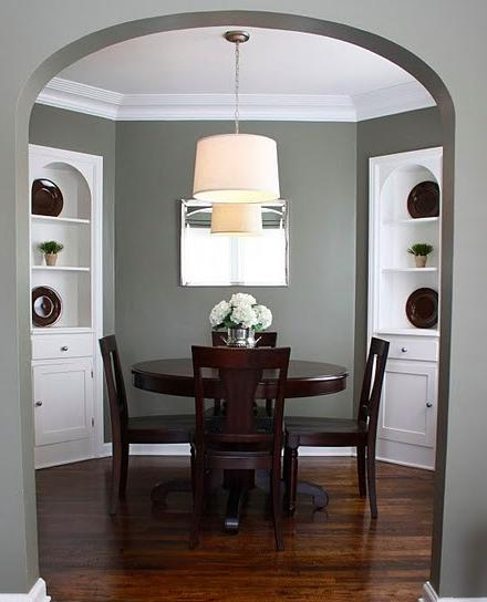 interior archway from select painting llc in cheshire ct 06410