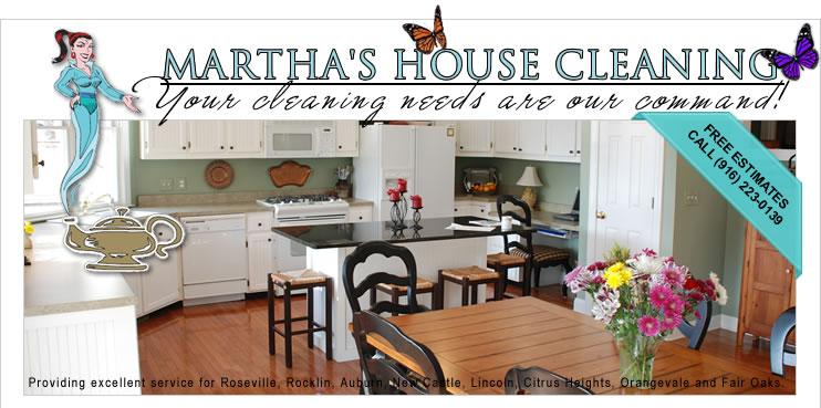 Craigslist From Marthas House Cleaning Services In Lincoln Ca 95648