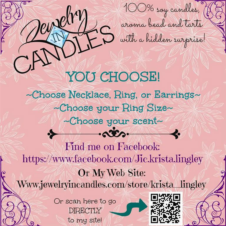 Jewelry in Candles Rep by Jewelry in Candles Rep