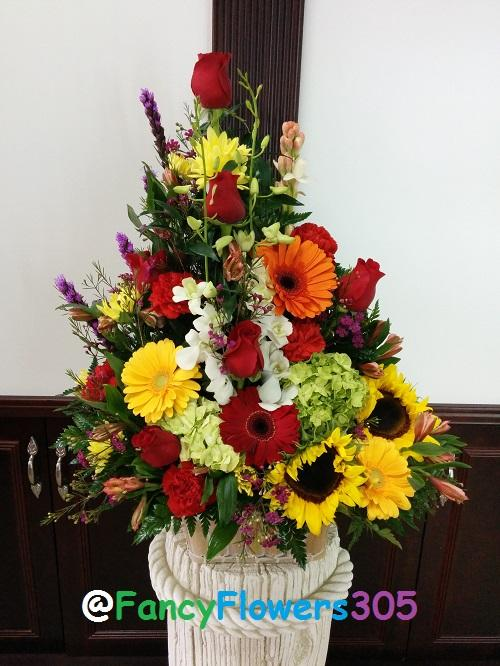 Mixed Flowers Arrangement.jpg