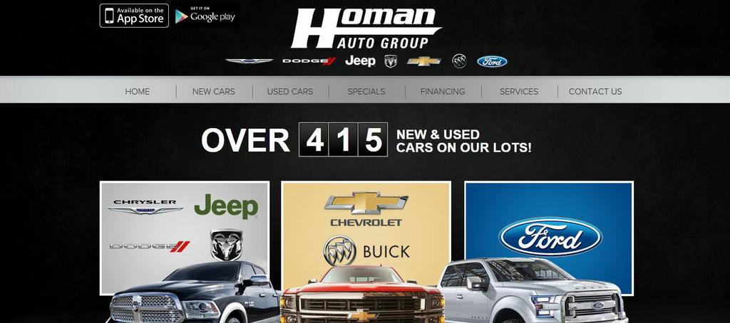 Homan Auto Waupun >> Homan Auto Sales-Screen Shot from Homan Auto Sales in Waupun, WI 53963