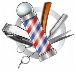Barber Question : new barber logo png from Davids Barber Shop in Spokane, WA 99207