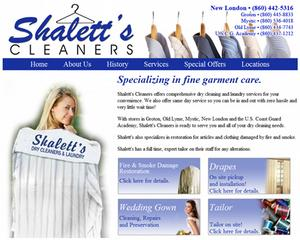 Shalett's Cleaners - New London, CT