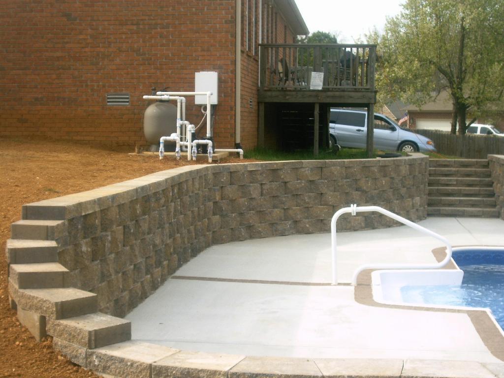 T L Marshall Custom Inground Pools Huntsville Al 35811 256 509 4853