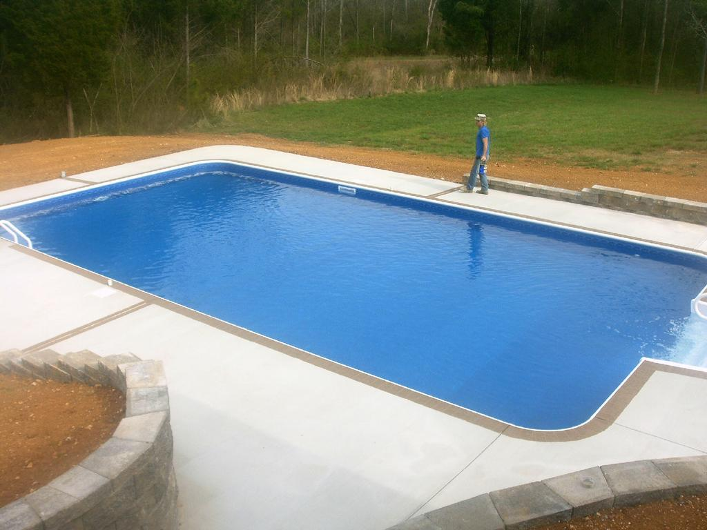 Pictures For T L Marshall Custom Inground Pools In Huntsville Al 35811