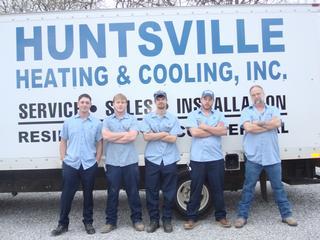 Huntsville Heating & Cooling - Huntsville, AL