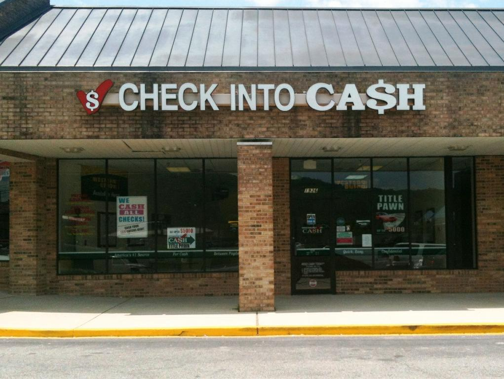 Check Into Cash - Birmingham AL 35244 - 205-989-9515 - Auto Appraisers