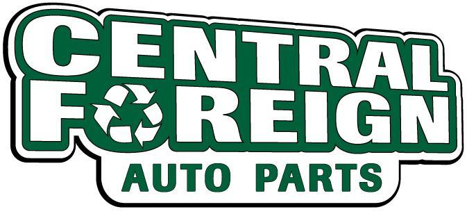 Central Foreign Auto Parts - Denver CO 80216   800-869-9025