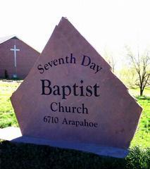 Seventh Day Bapt Chr-Boulder - Boulder, CO