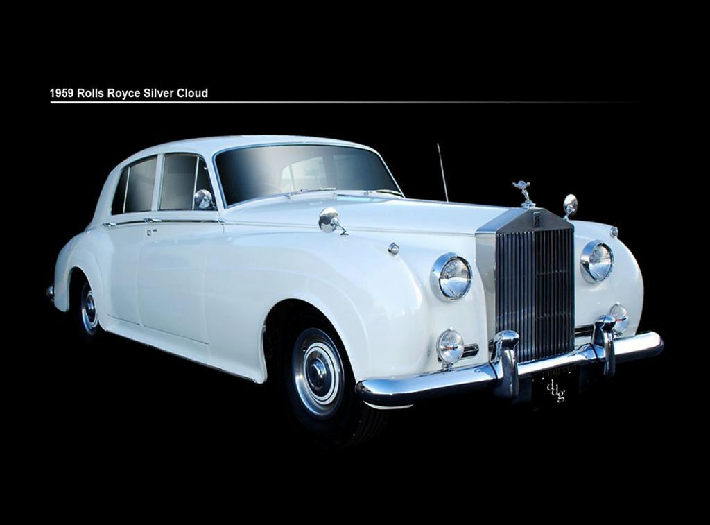 Colorado Springs Classic Car Rental