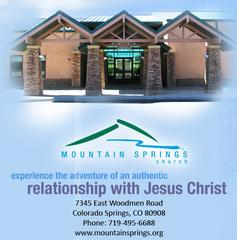 Mountain Springs Church - Homestead Business Directory