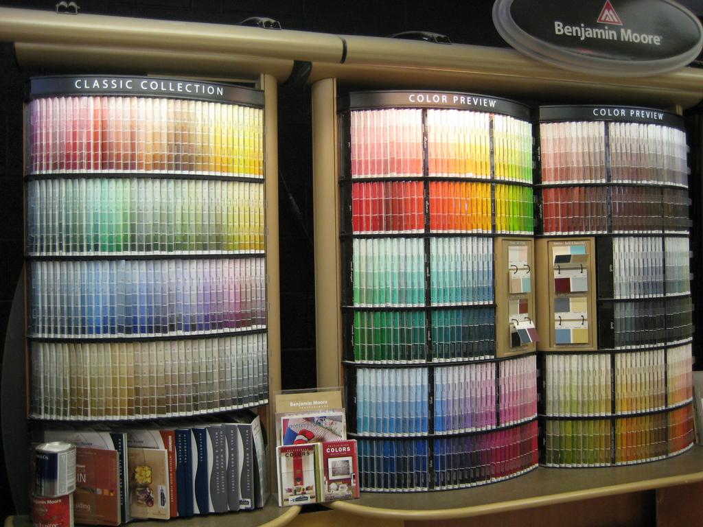 benjamin moore store the hippest pics