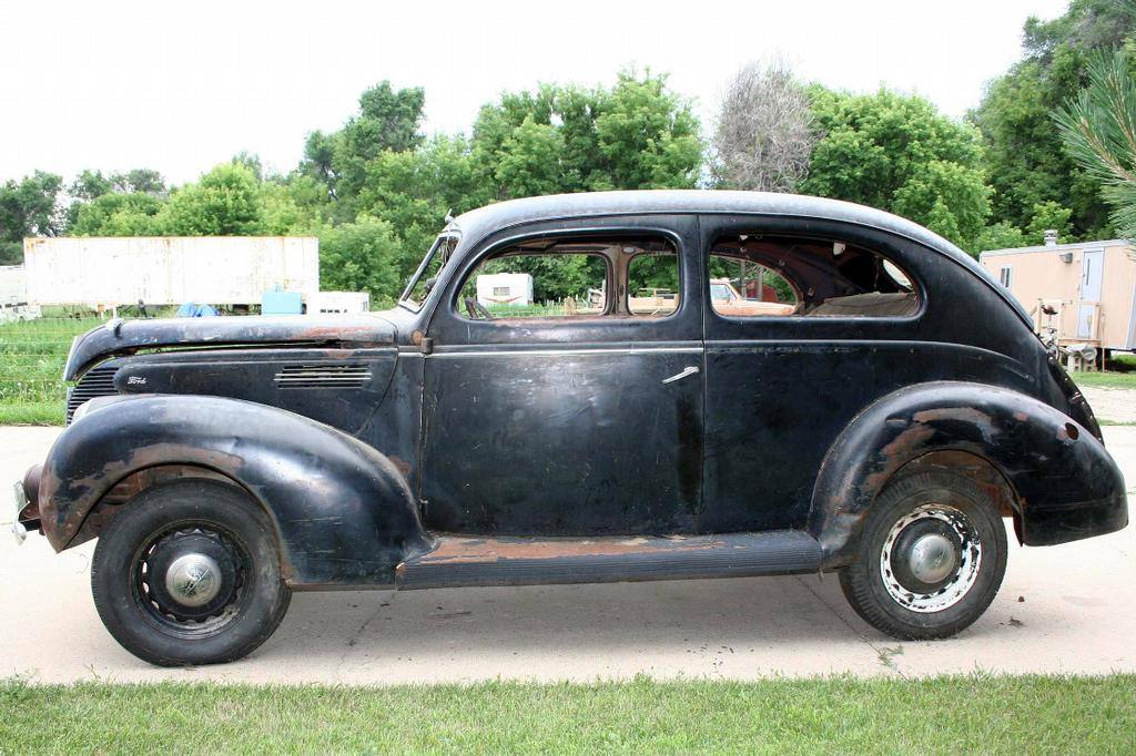 1939 ford standard 2 door sedan 4995 from reeder