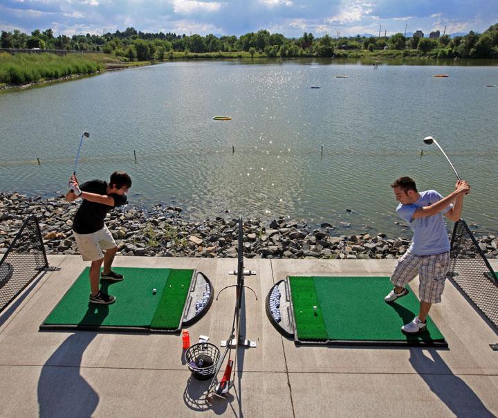 Denver Shooting Ranges Outdoor: Pictures For Aqua Golf In Denver, CO 80223